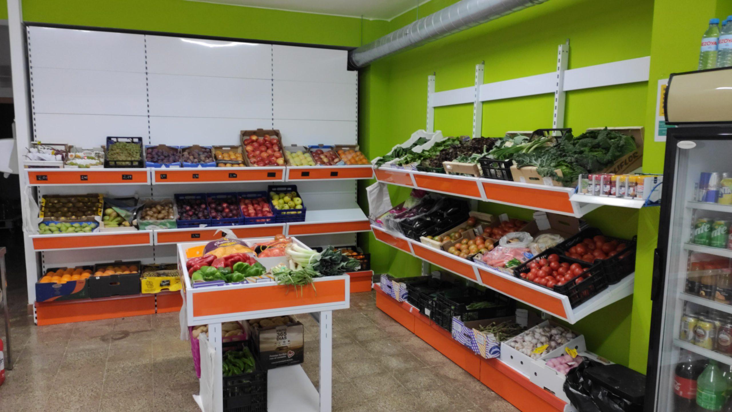 Frutas y Verduras Bari