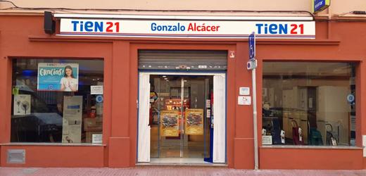 Gonzalo Alcácer,s.l.